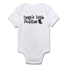 Boots Daddy's Soldier Body Suit