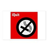 iQuit Smoking Postcards (Package of 8)