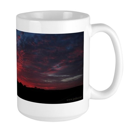 Sunrise Large Mug