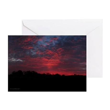 Sunrise Greeting Cards (6)
