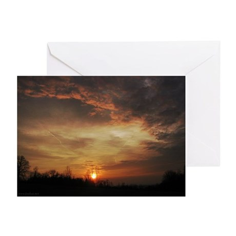 Sunset Greeting Cards (6)