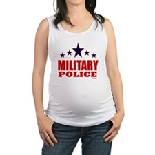 Military Police Maternity Tank Top