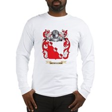 McWilliam Coat of Arms - Family Crest Long Sleeve