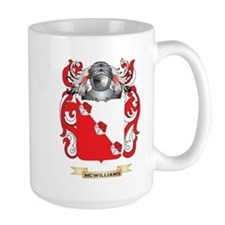 McWilliams Coat of Arms - Family Crest Mug