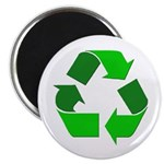 Recycle Environment Symbol Magnet