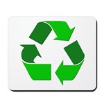 Recycle Environment Symbol Mousepad