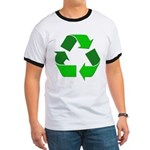Recycle Environment Symbol (Front) Ringer T