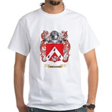 Meehan Coat of Arms - Family Crest T-Shirt