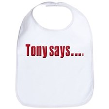 Tony Soprano buy real Estate Bib