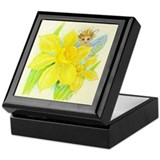 Keepsake Box - Daffodil Fairy