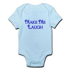 MAKE ME LAUGH 2 Body Suit