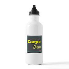 Carpe Diem 1 Water Bottle