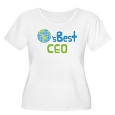 Earths Best CEO T-Shirt