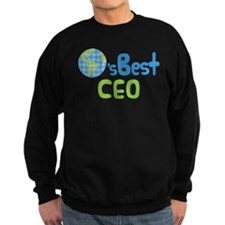 Earths Best CEO Sweatshirt