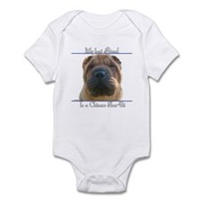 Shar-Pei Best Friend2 Infant Bodysuit