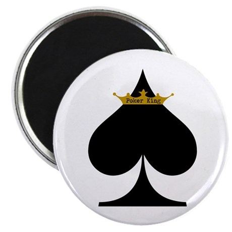 Poker King Magnet