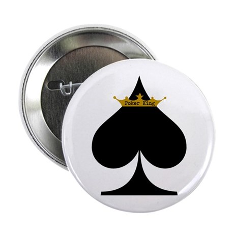 Poker King Button