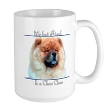 Chow Best Friend2 Mug