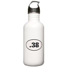 .38 Special Oval Design Water Bottle