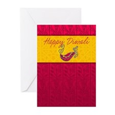 Diwali Greeting Cards (Pk of 10)