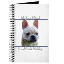 Frenchie Best Friend2 Journal