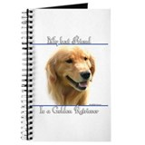 Golden Best Friend2 Journal