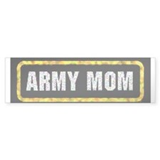 Army Mom Bumper Bumper Sticker