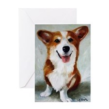 All Smiles Greeting Card