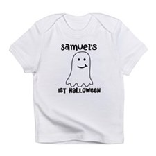 Personalized Halloween Ghost Infant T-Shirt