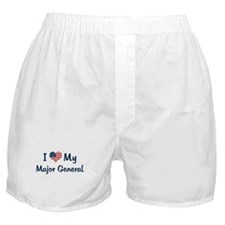 Major General: Flag Love Boxer Shorts