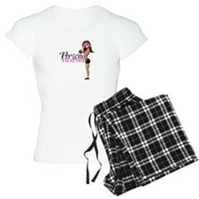 Personal Trainer Fit Girl Pajamas