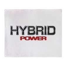 Hybrid POWER Throw Blanket