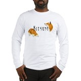 Kitsune Long Sleeve T-Shirt