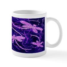Dragonfly Disco Small Mug