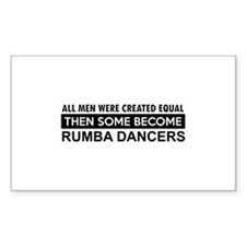 Rumba Dance designs Decal