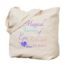 The Mystic Series by B.C. Burgess Tote Bag