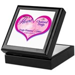 Have a Heart Keepsake Box