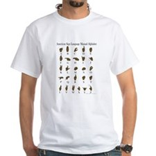 ASL Alphabet Shirt
