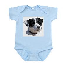"""Jackrussell 2"" Infant Bodysuit"