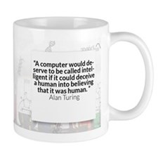 Alan Turing Historical Mugs