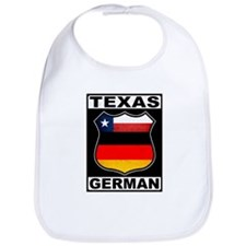 Texas German American Bib