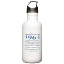 Birthday Facts-1964 Water Bottle