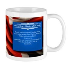 Prince Harry Historical Mugs