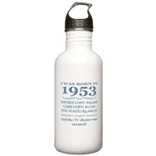 Birthday Facts-1953 Water Bottle