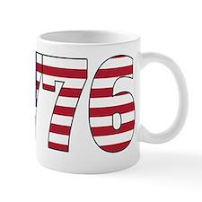 1776 US Independence Small Mug