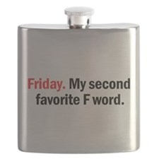 My favorite word Flask