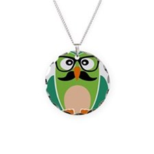 Hipster Owl Necklace