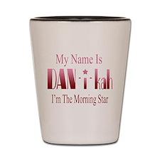 Danica Shot Glass
