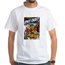 Tom Corbett: Space Cadet! White T-shirt