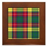 Tartan - Buchanan Framed Tile